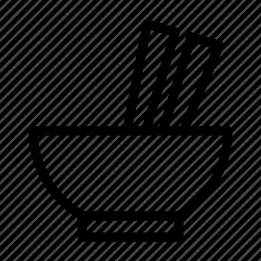 Bowl, cook, eat, food, kitchen, noodle, restaurant icon - Download on Iconfinder