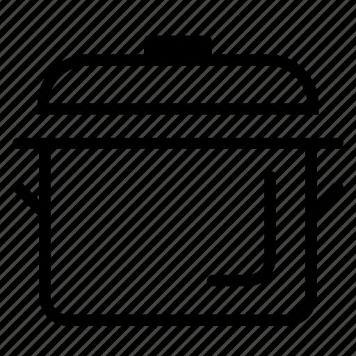 appliances, kitchen, pan, sauce icon