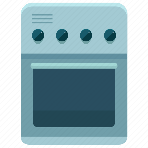 advanced, appliance, cooking, kitchen, stove icon