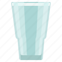 appliance, beverage, drink, glass, kitchen, water icon