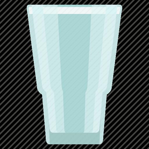 appliance, beverage, drink, glass, kitchen, water icon