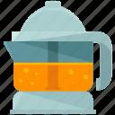 juicer, juice, drink, appliance, kitchen, beverage