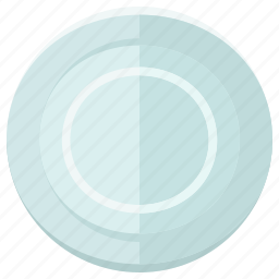 appliance, dish, food, kitchen, plate icon