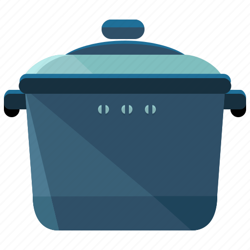 appliance, kitchen, pan, pot, tool icon