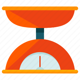 appliance, kitchen, measure, scale, tool, weight icon