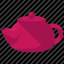 appliance, beverage, drink, kitchen, pot, tea icon