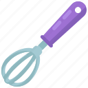appliance, beater, kitchen, mixer, utensil, whisk icon
