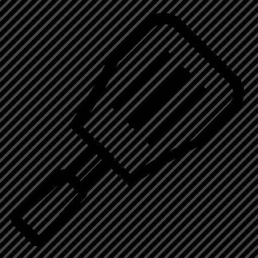 spatula, utensil icon