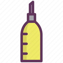 bottle, cook, cooking, kitchen, oil, olive, restaurant icon