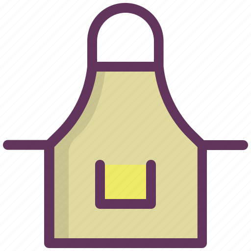 apron, clothing, cook, cooking, kitchen, restaurant icon