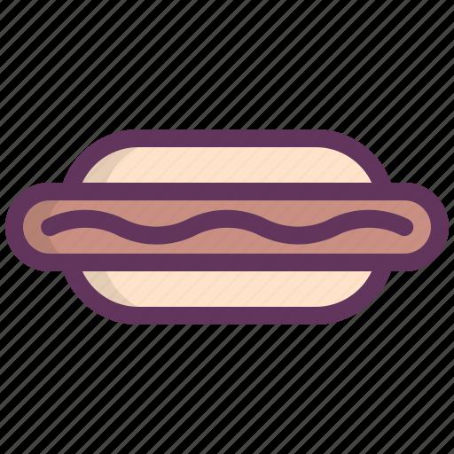 dog, food, frank, frankfurter, hot, hotdog, sausage icon