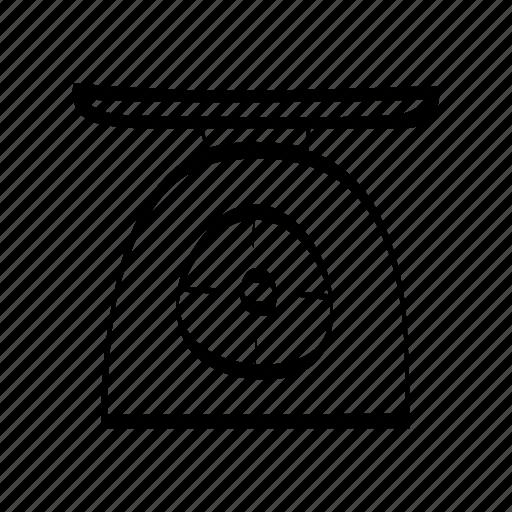 gadget, general, kilo, kitchen, scale icon
