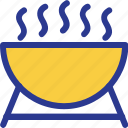 barbeque, cook, cooking, kitchen, roasted, utensil icon