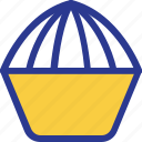 cook, cooking, kitchen, lemon, lemon pitcher, pitcher, utensil icon