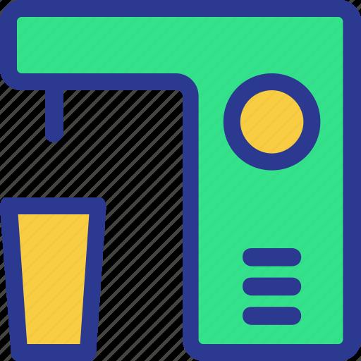 cook, cooking, juice, juice machine, kitchen, machine, utensil icon