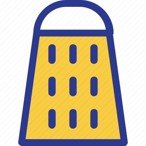 cook, cooking, grater, kitchen, slicer, utensil icon