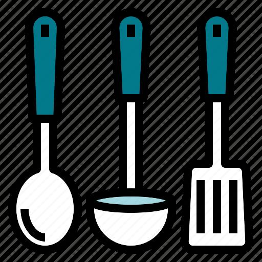 cooking, kitchen, ladles, soup icon