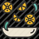 vegetable, raw, materials, prepare, ingredients icon