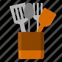 holder, kitchen, kitchenware, spoon, utensil