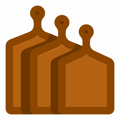 background, board, brown, cooking, wood, wooden icon