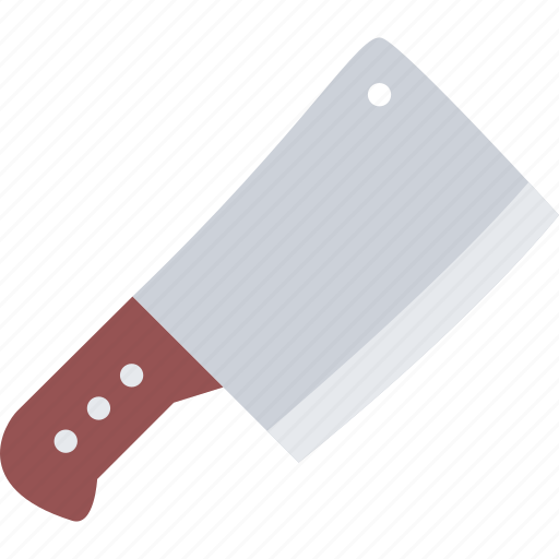 cleaver, cook, cooking, food, kitchen, restaurant icon