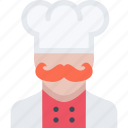 cook, cooking, food, kitchen, restaurant icon