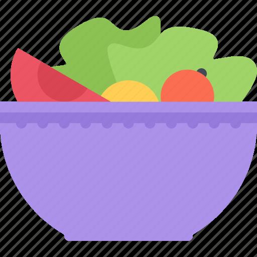 Cook, cooking, food, kitchen, restaurant, salad icon - Download on Iconfinder