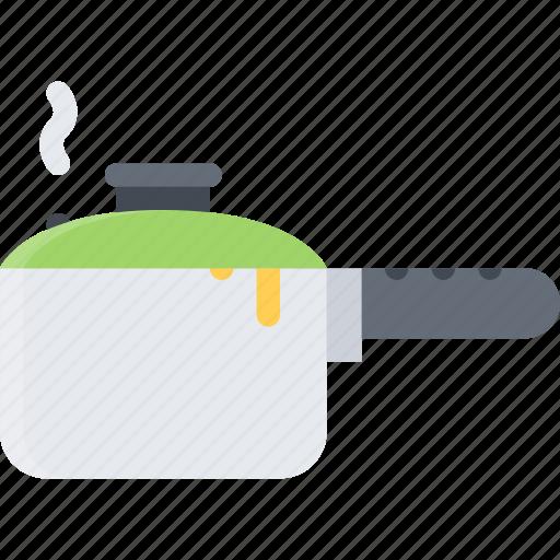 cook, cooking, food, kitchen, restaurant, saucepan icon
