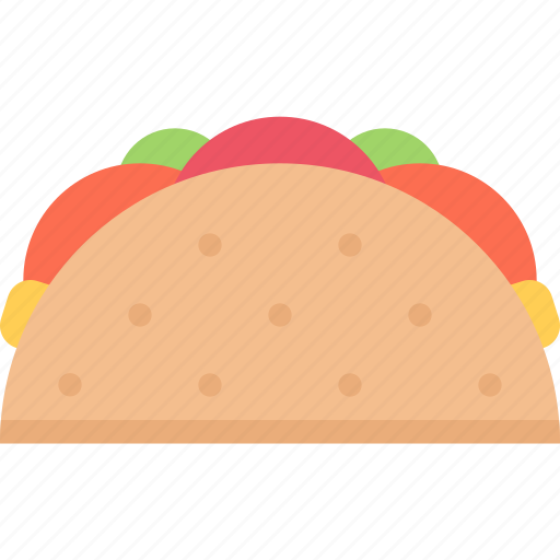 cook, cooking, food, kitchen, restaurant, taco icon