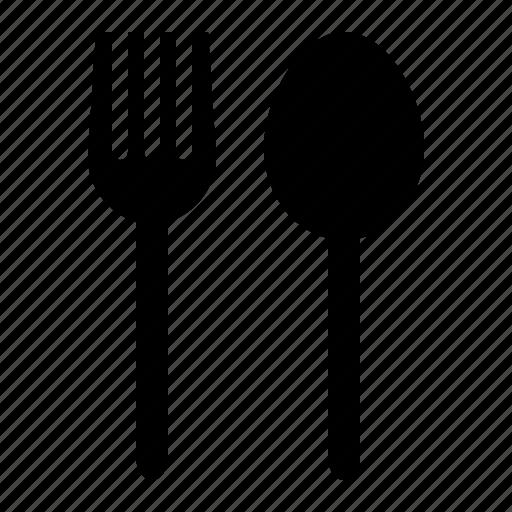 cook, cooking, fork, kitchen, restaurant, spoon icon
