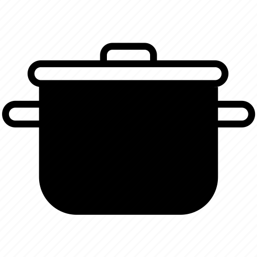 cook food, cooking, cooking container, cooking pot, food cooker, pot, restaurant icon