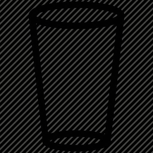 beverage, drink, drinking, glass, juice, kitchen accessories, water icon