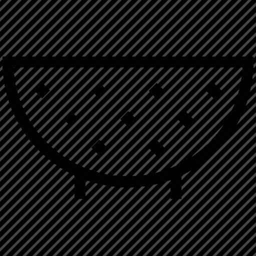 colander, food drainer, food strainer, kitchen utensil, strainer icon