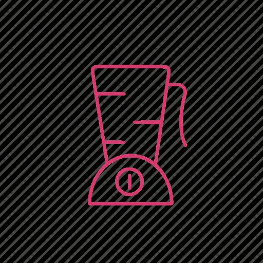 blender, chopping, foodblender, ingredients, kitchen icon
