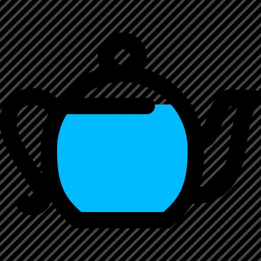 kettle, tea, teapot icon