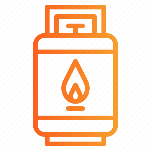 Cooking, fire, flame, gas icon - Download on Iconfinder
