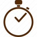 cooking, stop, stop watch, stopwatch, time, timing, watch icon