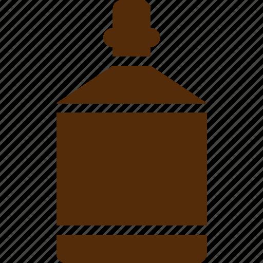 bottle, bottle for kitchen, drink, drinking, flask, household equipment, kitchne icon