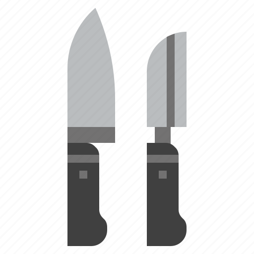 cut, cutting, food, kit, set, tool, tools icon