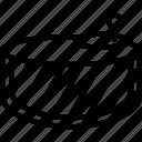 salad, spinner, drying, kitchen, utensil