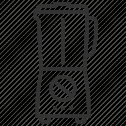 Blender, equipment, kitchen, mixer icon - Download on Iconfinder