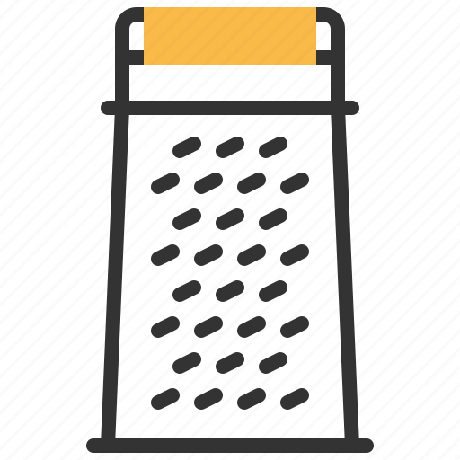 box, grater, kitchen, product icon