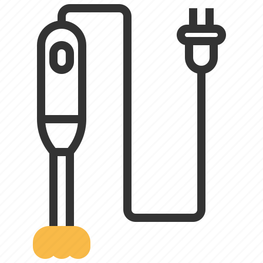 blender, equipment, hand, tool icon