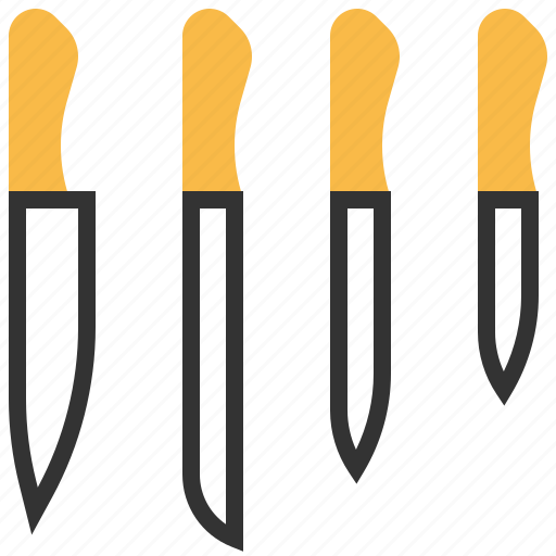 cooking, kitchen, knife, tool icon