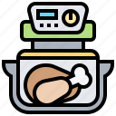 air, electric, fryer, kitchen, oven