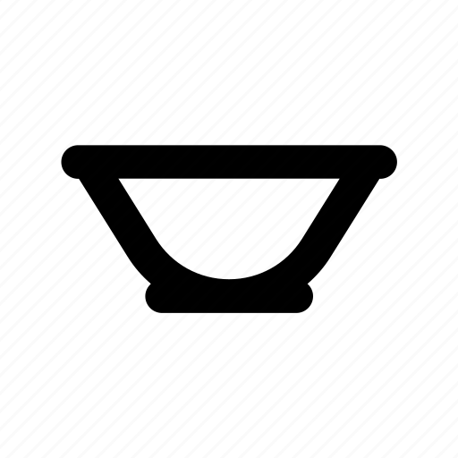 bowl, food, food bowl, meal, soup icon
