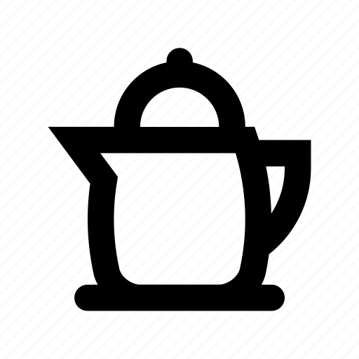 ewer, jug, kitchen utensil, pot, vessel icon