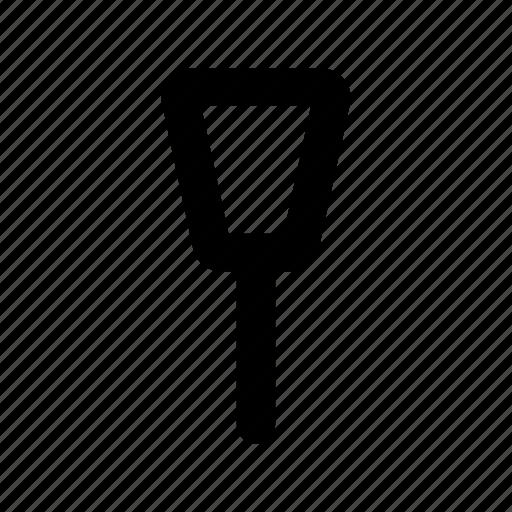 cooking spoon, kitchen turner, kitchen utensils, spatula, turning spatula icon