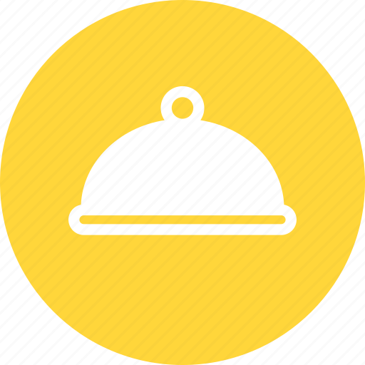 dish, food, lunch, meal, restaurant icon