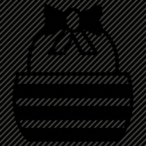 basket, bread, cart, kitchen utensils, shopping icon